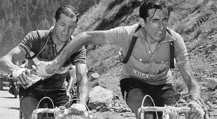 1952: Coppi e quell'indimenticabile Tour