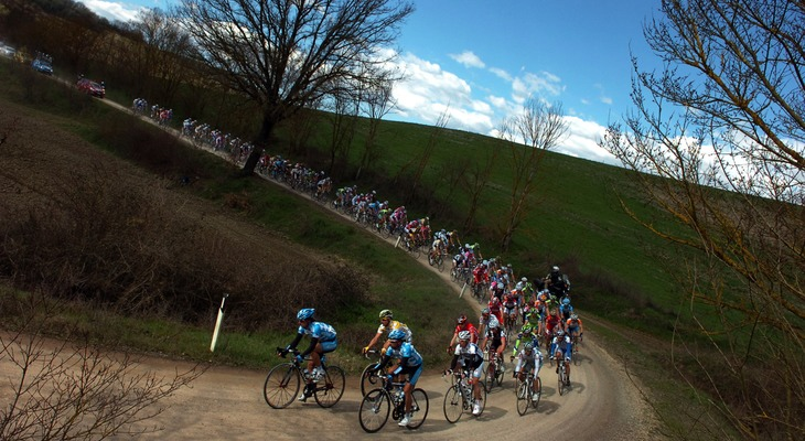The Strade Bianche